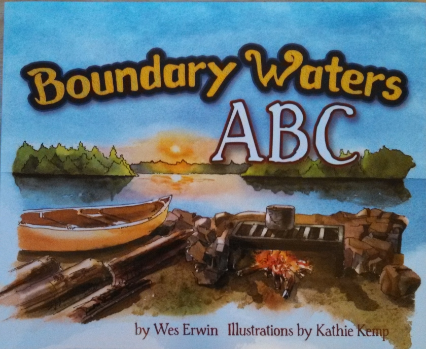 Boundary WAters ABC Cover